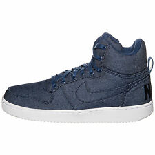 Nike Court Borough Mid Jeans Uomo Scarpe Shoes Sportive Sneakers 844884 400
