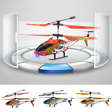 2.4GHz Aircraft Gyro Helicopter Remote Radio Control Drone RC LED 3.5CH Kid Gift