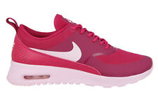 Mujer NIKE AIR MAX THEA Deporte Fucsia Zapatillas Running 599409 605