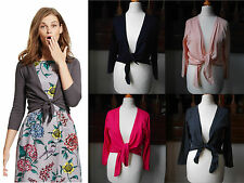 NEW BODEN TIE FRONT CARDIGAN VARIOUS COLOUR UK 8 10 12 14 16 18 RRP£49