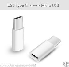 Micro USB to TYPE C Adapter For Charging / Data for LeTV