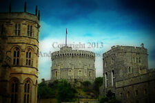 Windsor Castle, Windsor, Berkshire, England colour print by Andy Evans Photos