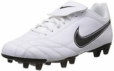 Nike 354719-101 Egoli Fg White And Black Men Football Shoes