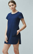 Brand New MANGO Pocket denim dress Tunic S-M-L