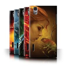 Dragon Reptile Phone Case/Cover for LG Prada 3.0/K2/P940