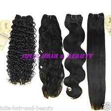3Bundle/315g Brazilian Human Hair 100% Virgin Remy Hair Extension Weave 7A Grade