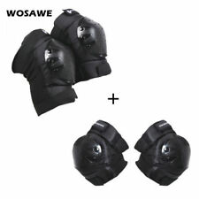WOSAWE Motorcycle Knee Elbow Safety Skate Pads Protector Gear Sports Skiing
