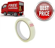 PARCEL CARTON SEALING ROLLS OF PACKING PACKAGING CLEAR STRONG TAPE 24MMX50M