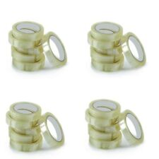 PACKING PACKAGING CELLOTAPE SELLOTAPE CARTON SEALING CLEAR TAPE 24MMX50M