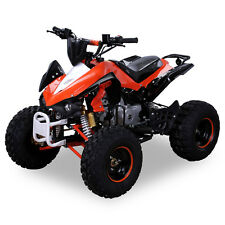 Midiquad Miniquad ATV S-12 125 cc Quad Pocket Bike Quad per bambini Benzina