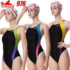 NWT YINGFA 976 LADIES TRAINING RACING SWIMMING SWIMSUIT ALL SIZE NEW [FREE SHIP]
