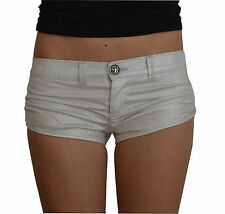 Killah Damen Shorts Hotpants Seky Short (Starshine) Silver uni Kurzhose NEU