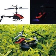 2CH Infrared Radio Remote Control RC Helicopter Heli Copter Toys 2Color