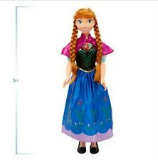 Disney Frozen Anna And Elsa My Size 3ft (91cm) Doll (3+ Years)