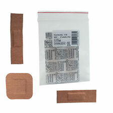 Steroflex Elasticated Stretch Fabric Flexible First Aid Wound Assorted Plasters