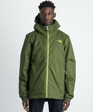 Mens The North Face Quest Insulated Scal Green Jacket RRP £119.99