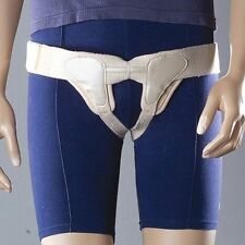 OPPO 2249 HERNIA TRUSS SUPPORT WITH REMOVABLE PAD Groin Strain double hernia