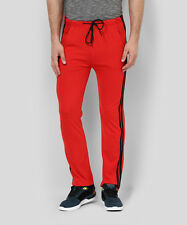 Yepme Walfred Trackpants - Red(YPMTPANT0066)
