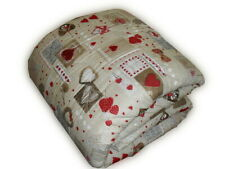 Trapunta Invernale Siusy Shabby Chic fodere in 100% cotone Made In Italy