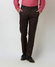Yepme Warren Formal Trouser - Brown (YPMTROU0027)