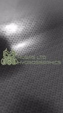 Hydro Dipping Hydrographics Water Transfer Film TRUE CARBON SILVER V3  HUGASLTD