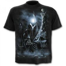 Camiseta Chico SPIRAL Manga Corta Live Now Pay Later -TR289600- Metal, Gothic