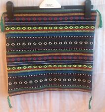 Moroccan Fair Trade Hand Woven Kilim Colourful Cushion Cover From Morocco #1