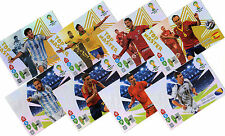 TOP MASTER  / GAME CHANGER card FIFA WORLD CUP BRASIL 2014 ADRENALYN XL  PANINI