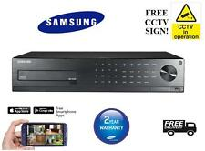 SAMSUNG SRD-1676D 16 CHANNEL 1280H FULL HD OUTPUT REAL TIME DVR WITH HDMI CCTV