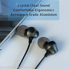 Mannhas E170 Hifi Headset Crystal Clear Sound In-ear Earphone with Mic 3.5mm
