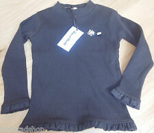 Tartine et Chocolat baby girl brown top 18-24 m 2 y BNWT designer