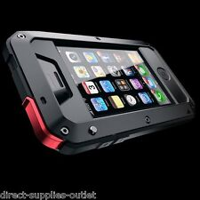 Waterproof Shockproof Aluminum Gorilla Metal Cover Case For Apple iPhone 5/5s/5S