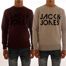 Jack and Jones Herren Sweatshirt JCOSHARP SWEAT HOOD/CREW NECK Pullover Gr.S-XXL