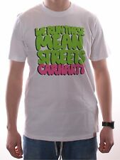 Carhartt Mean T-Shirt white/multicolor NEU