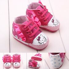 SCARPE SCARPINE NEONATA HELLO KITTY NEWBORN SHOES