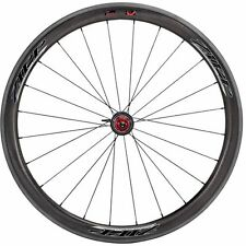 NEW Zipp 303 Firecrest Tubular Carbon Rear Wheel Shimano 10/11 - Black Decals