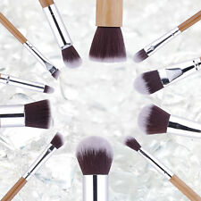 1/6/11Pcs Professional Make up Brushes Set Foundation Blusher Kabuki Brushes
