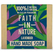 Faith in Nature Organic Soap