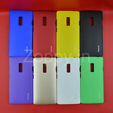 For OnePlus Two Matte Finish Plastic Hard Back Case Cover Colors - Coolke