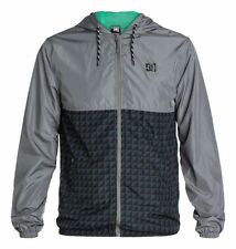 Jacket Sports Man DC Shoes Rob Dyrdek Select Windstopper Jacket Grey / Black