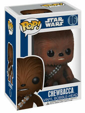 Chewbacca - Funko Pop Vinyl Bobble-Head 06 - Figurine Star Wars