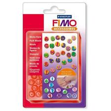 FIMO Polymer Clay Silicone Push Mould