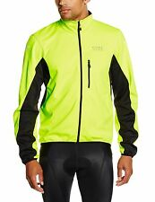 Gore Bike Element Windstopper Soft Shell Men's Cycling Jacket Small