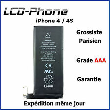 BATTERIE INTERNE IPHONE 4 / 4S - Grade AAA - Prix Grossiste