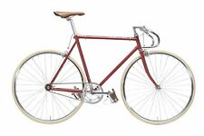 "28"" ZOLL FIXED GEAR CHEETAH PREY SINGLESPEED FAHRRAD FIXIE"