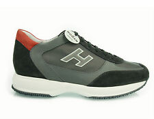 HOGAN INTERACTIVE H FLOCK Scarpe uomo  SHOES herrenshuhe 100%AUT. ps16
