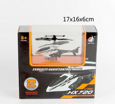 Mini 2CH Radio Remote Control RC Helicopter Heli Copter Aircraft Toy 2Color