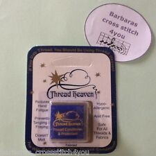 THREAD HEAVEN WAX SYNTHETIC PROTECTANT OR + BOBBINS OR +THREADERS OR + SKEINS