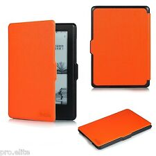 "ProElite Flip case cover for Amazon Kindle E Reader 6"" 8th Generation 2016 Orang"