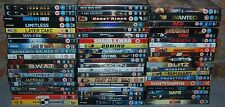 LOTS OF SUPER ACTION DVD'S 99p EACH